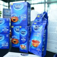 GoodGood Tasting of Tetley's Teas