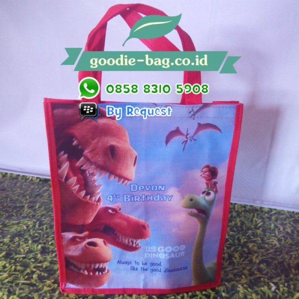 Tas Ulang Tahun Anak Good Dinosaur