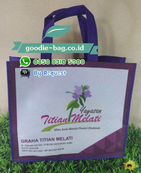 goodie Bag Tas Promosi Bogor murah jakarta