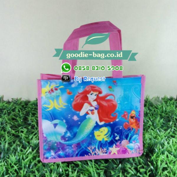 Tas ulang tahun anak mermaid murah jakarta