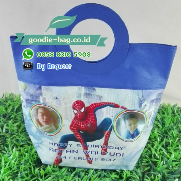 goodie bag spiderman