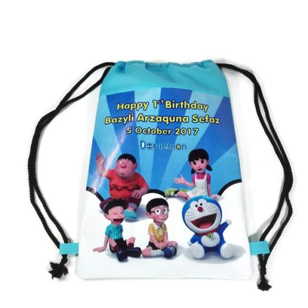 tas ulang tahun serut backpack terlaris