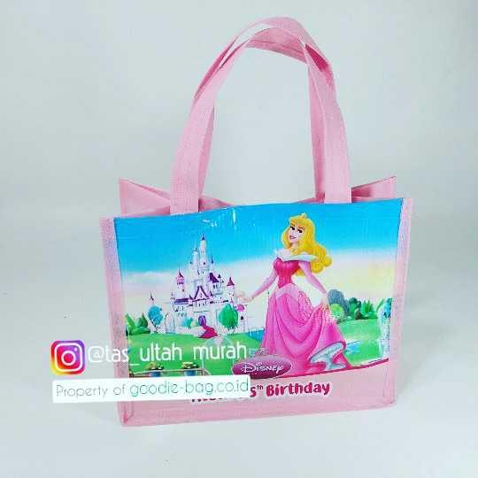 Tas Ultah Princess Aurora murah