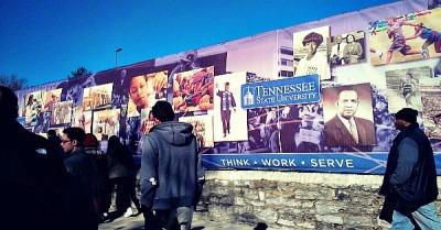 Nashville, Tennessee: MLK, Jr. Day March 2014