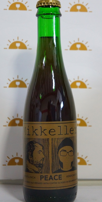 Mikkeller Bourbon Barrel Aged Peace