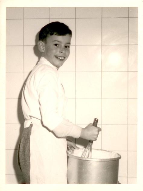 1961 norbert in training