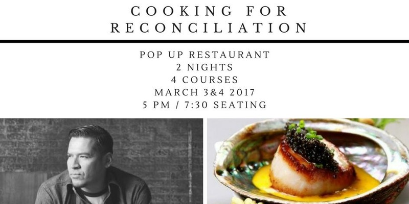 cooking for reconciliation