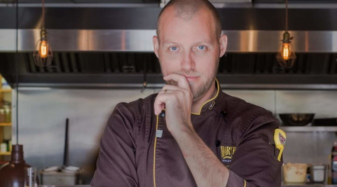 Chef Garrett Thienes of Harvest Eatery and Fresh Market in Regina Heads to Canadian Culinary Championships