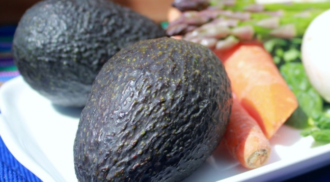 Avocados From Mexico, Why We Love Them, and a Salad Recipe