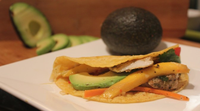 Celebrate Cinco de Mayo with Avocado and Tilapia Fish Tacos