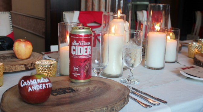 Molson Canadian Cider Night at PICA