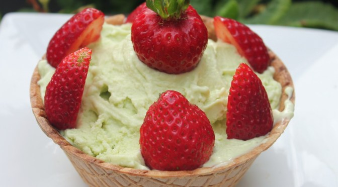 Avocados and Ice Cream