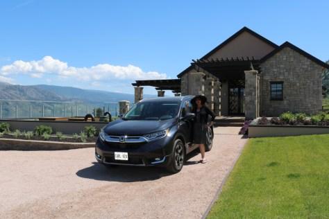 Honda Canada CRV