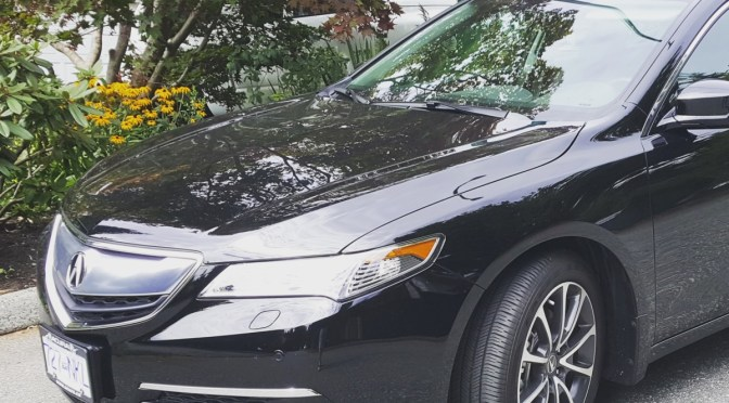 Test Drive – Acura TLX