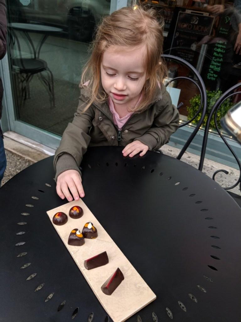 Kokomonk Chocolates