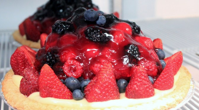 BC Blueberries At Krause Berry Farms