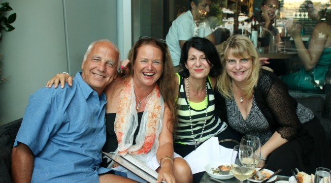Les Dames Dinner Parties – Summerdine August 10