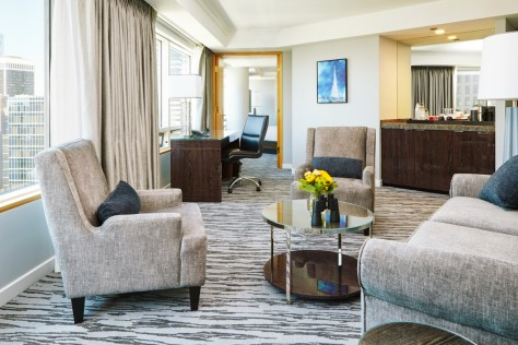 pacific club city suite parlour