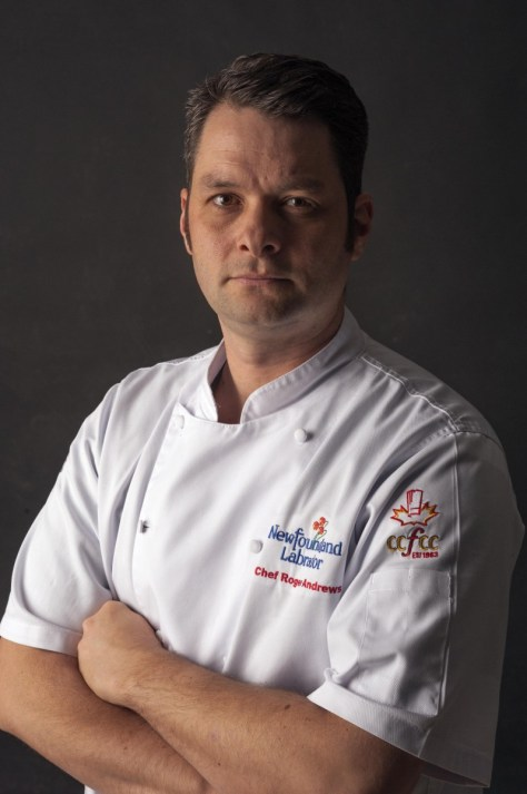 Chef roger andrews