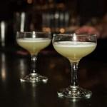 smoked pineapple martini 1