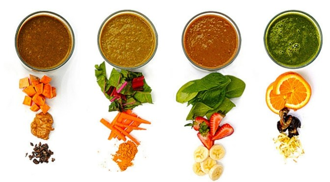 The Good Stuff – Ready-to-blend superfood smoothies delivered to your door