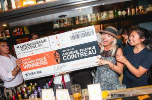 The Winners with Alfred Cointreau