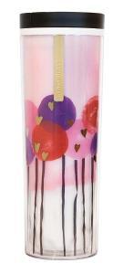 tumbler valentine's balloons