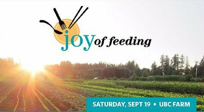 Joy of Feeding 2015