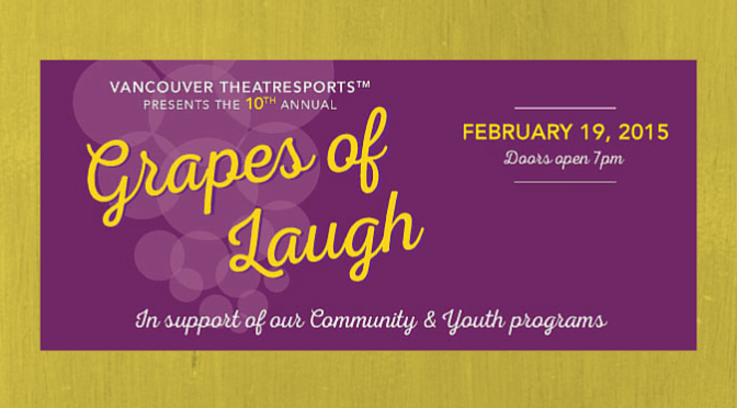 Grapes of Laugh Gala, February 19