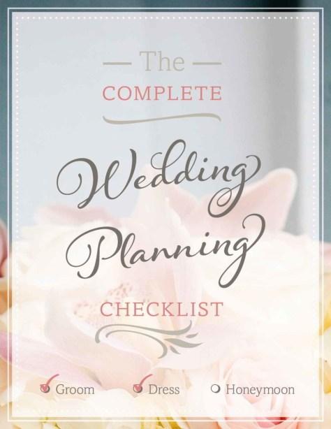 wedding planning checklist 26444 2x