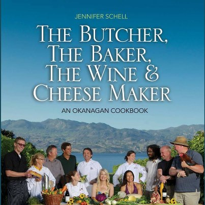 an okanagan cookbook
