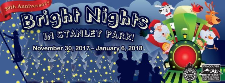 bright nights stanley park burn fund landing