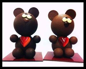 chocolate arts valentine's