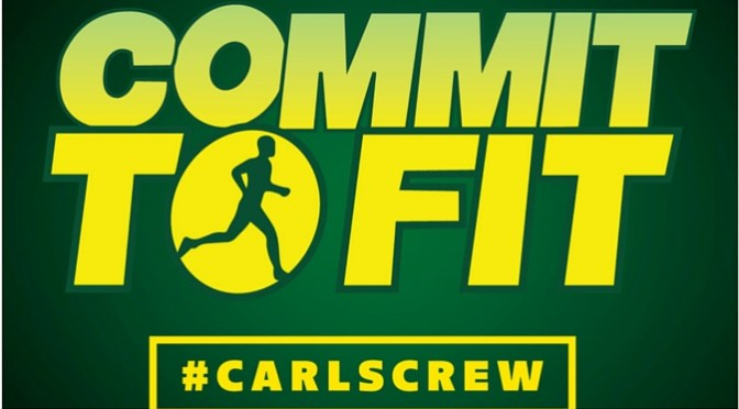 CONTEST CLOSED! Commit to Fit – Four Weeks with Carl From Subway