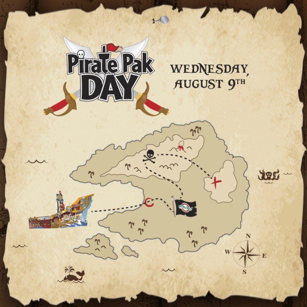 white spot restaurant pirate pak day returns august 9