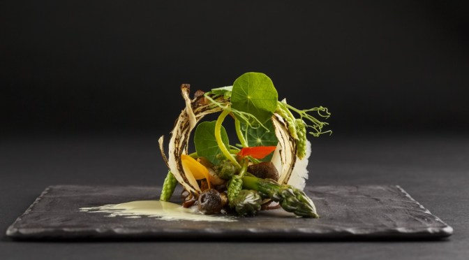 Chef Marc Lepine from Ottawa's Atelier – Gold Medal Plates Chef