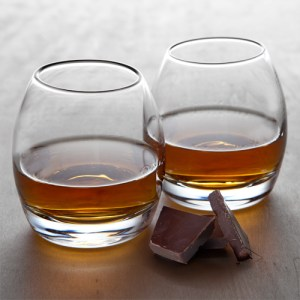whisky chocolate