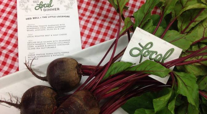 Whole Foods Get Local Dinner With Ned Bell and Little Locavore