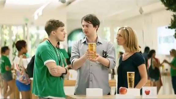 Carlsberg-beer-ad