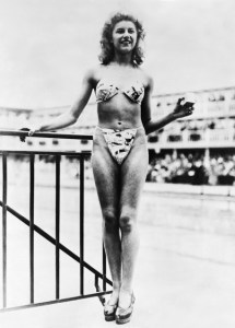 worlds first bikini