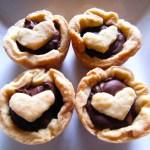 Nutella Bakewell Tarts