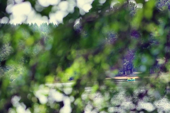 Tube on the Lake