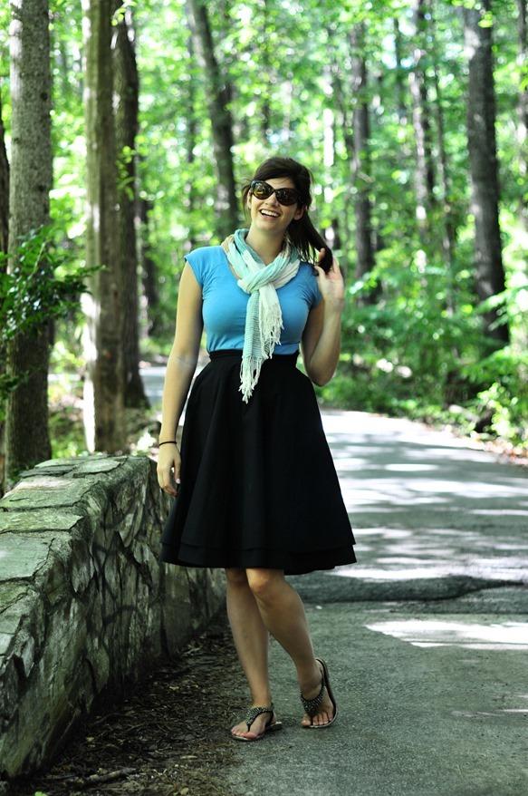 Modcloth Skirt (1)
