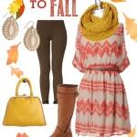 Transitioning into Fall Wardrobe