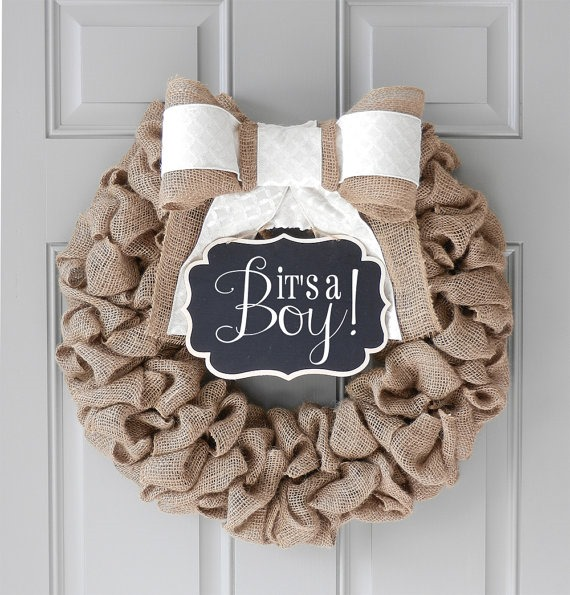 Ways to personalize your baby s hospital experience good for Baby boy hospital door decoration