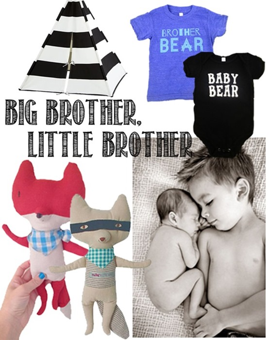 Big brother little brother gift