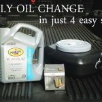 D.I.Y. Oil Change with Pennzoil