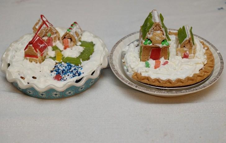 Gingerbread village (8)