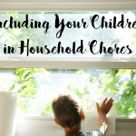 Chores Your Toddler Can Help Out On