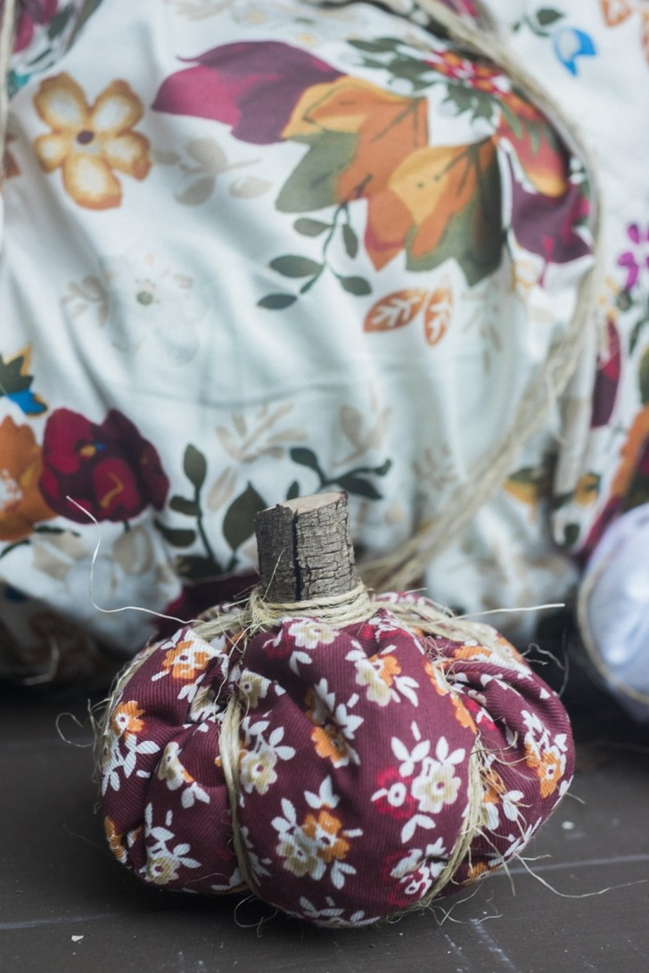 DIY fabric pumpkin how to (16)